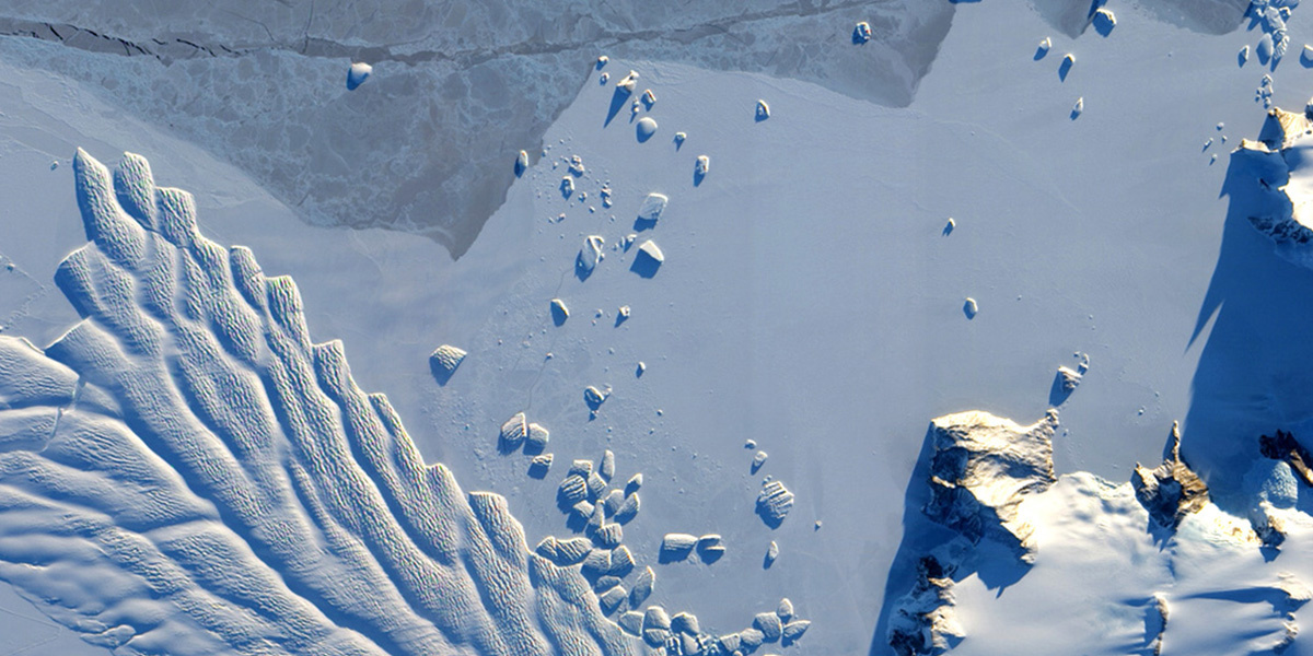 Temperatures Possible This Century Could Melt Parts of East Antarctic Ice Sheet, Raise Sea Levels 10+ Feet