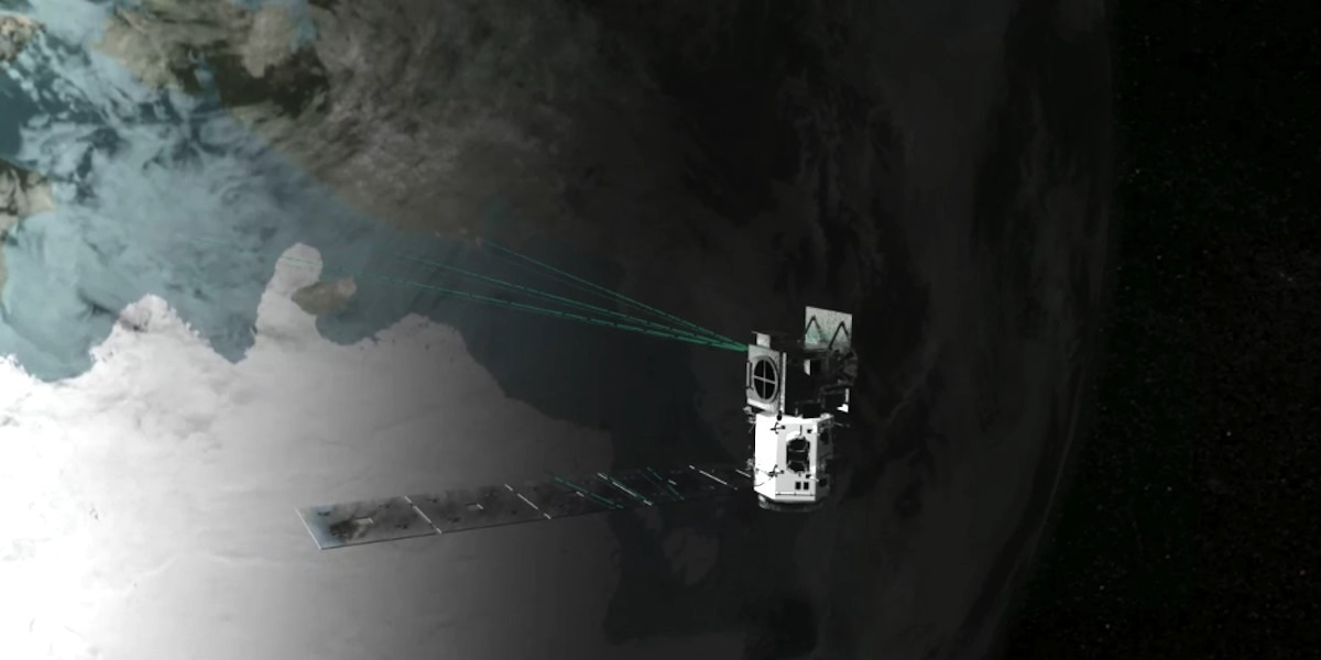 NASA s New Space Laser to Measure Earth s Changing Ice