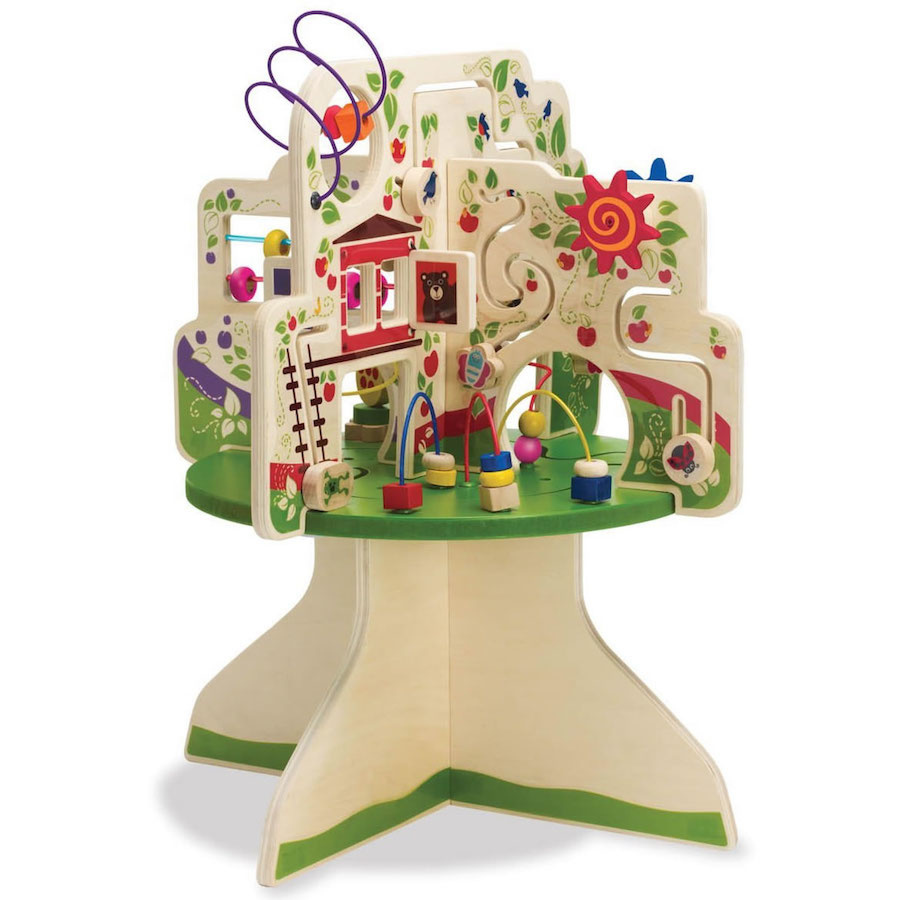 Manhattan Toy Tree Top Adventure Activity Center Amazon 9349
