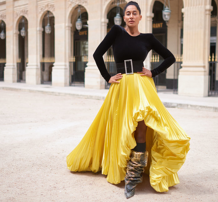 Image result for Tracee Ellis Ross Opens Up About Being 'Happily Single' and Childless at 45