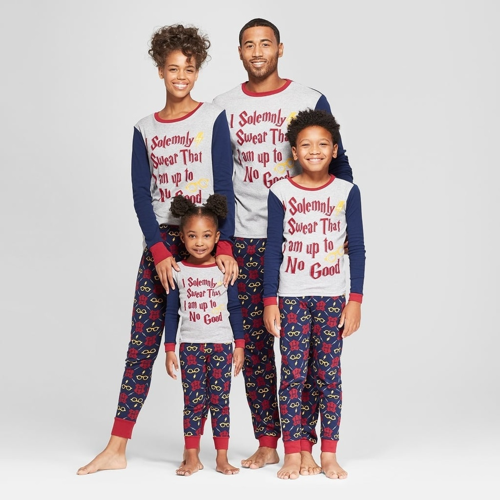 158ae18a6c Target now has matching Harry Potter family pajamas 🧙 ♀ - Motherly
