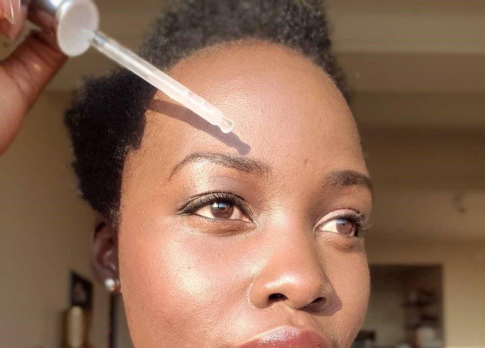Lupita Nyong'o Finally Dropped Her Skincare Routine