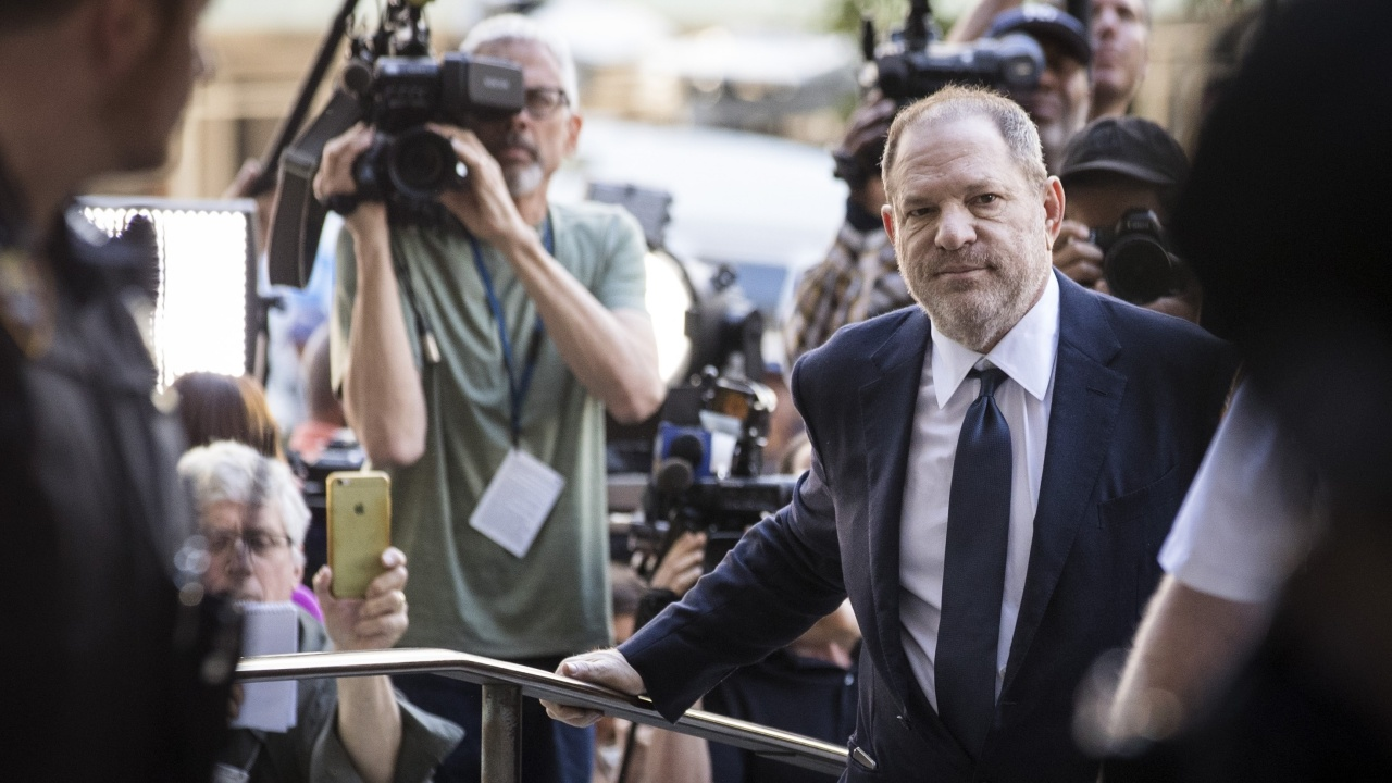 Thanks a lot Harvey: Can you believe #MeToo is only a year