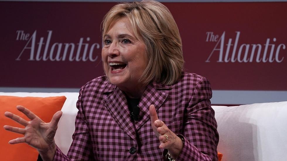 Partner Content - The Clinton (double) standard