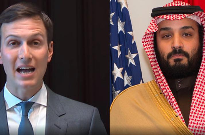 photo image Jared Kushner And His Saudi Pals Unleash The Purge