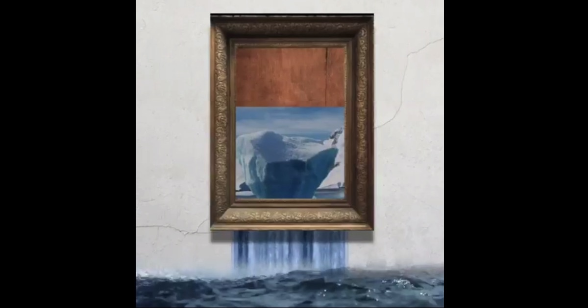 photo image Climate Change, Inspired By Banksy