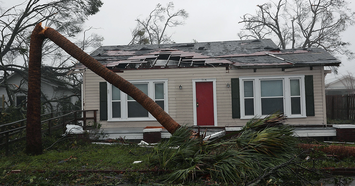 photo image Deadly Hurricane Michael Strongest Storm Ever to Hit Florida Panhandle