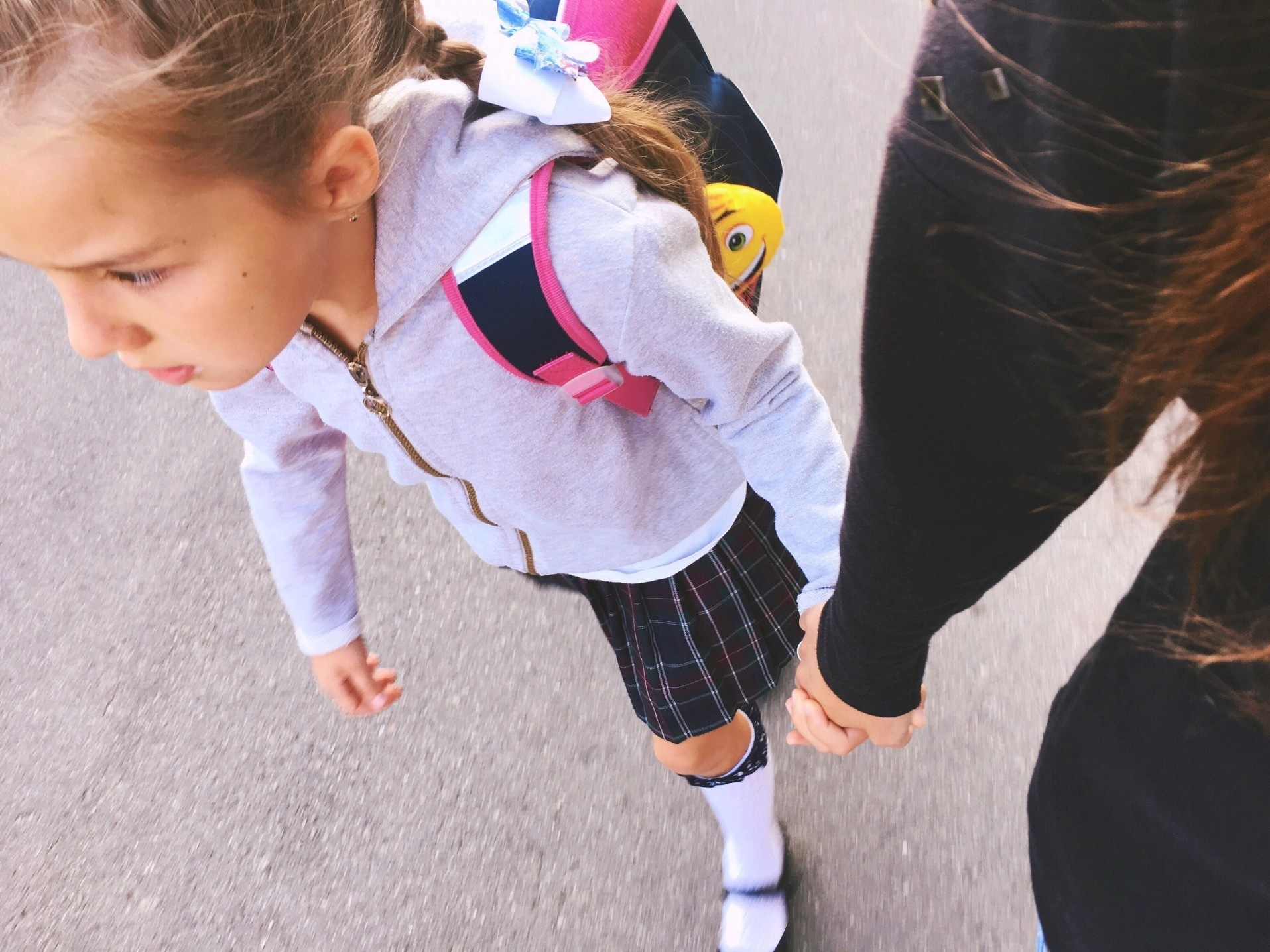 Why your child gets angry with you at pickup - Motherly