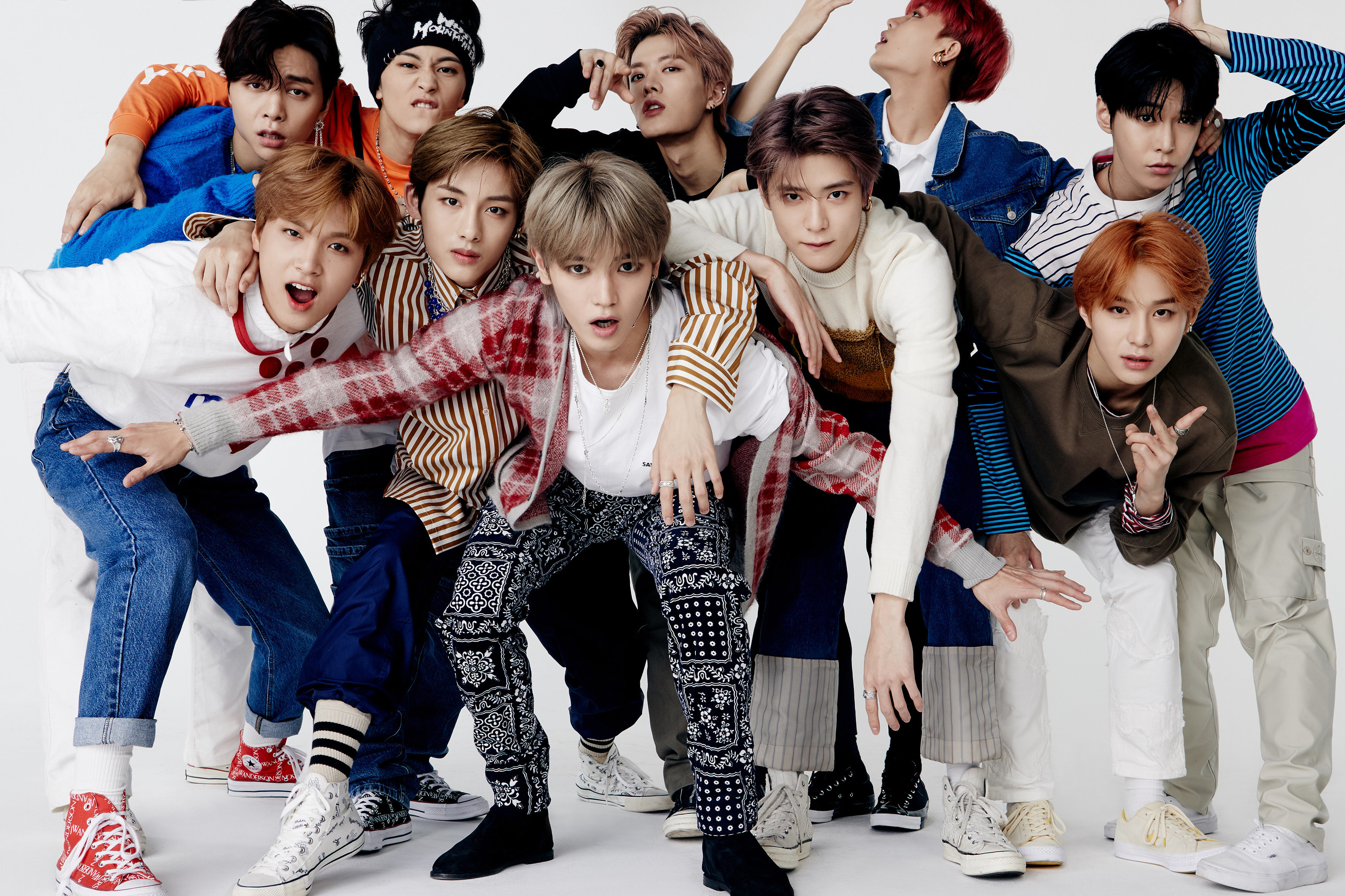 K-Pop Group NCT 127 Talk New Album,