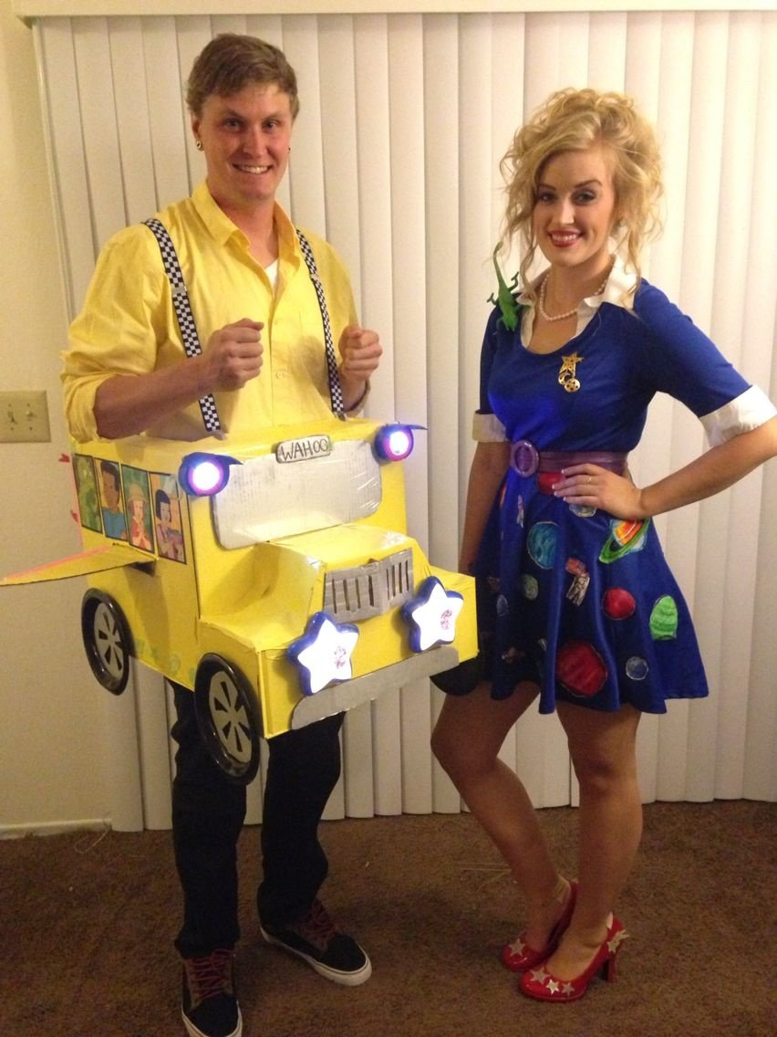 10 unique couples' halloween costumes you haven't seen done a