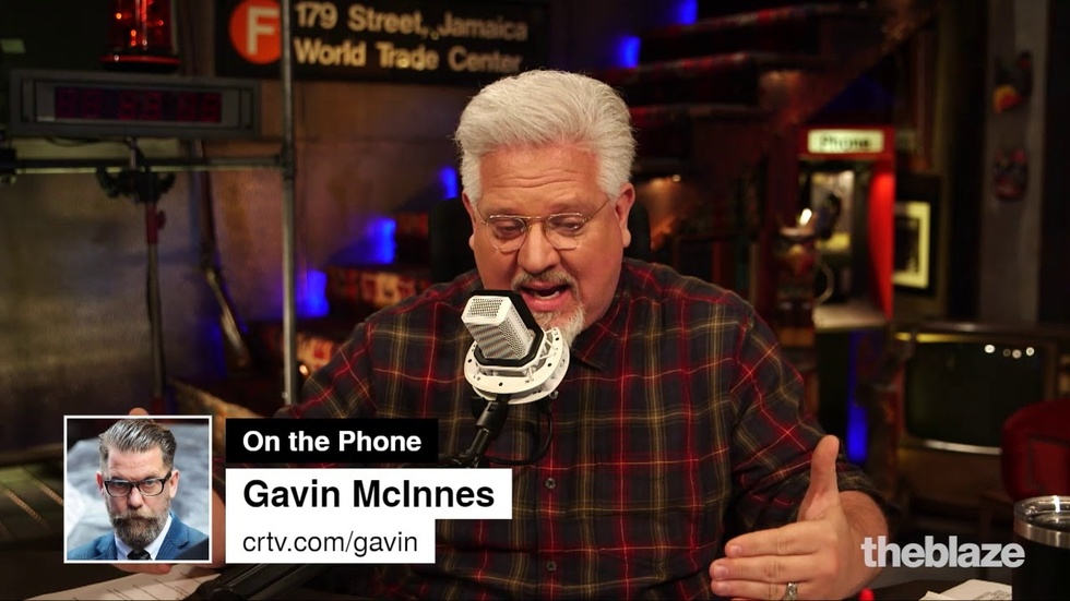 Partner Content - Malcolm X or MLK?: Gavin McInnes speaks out about being attacked by Antifa