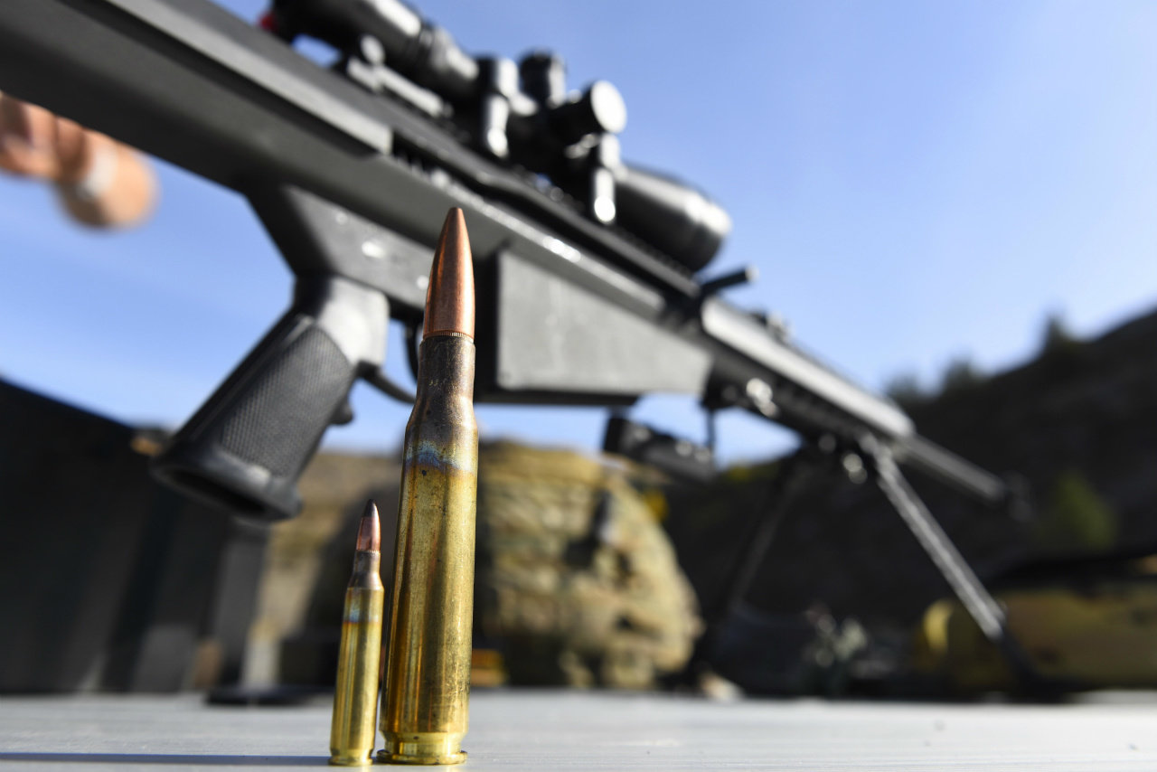How the legendary M2 Browning .50-cal. actually kills you - We Are ... 2c928c849