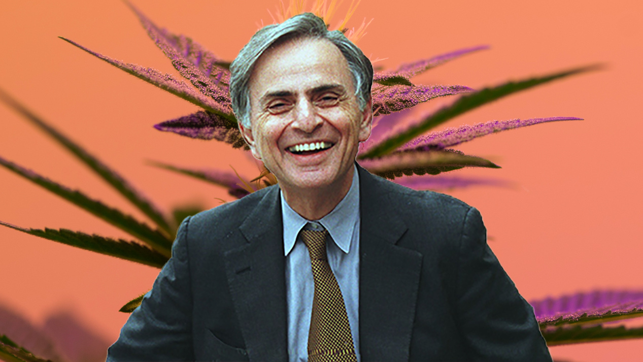 Carl Sagan on why he liked smoking marijuana
