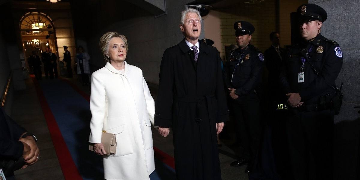 The #MeToo movement proves to be too strong for the Clinton apologists