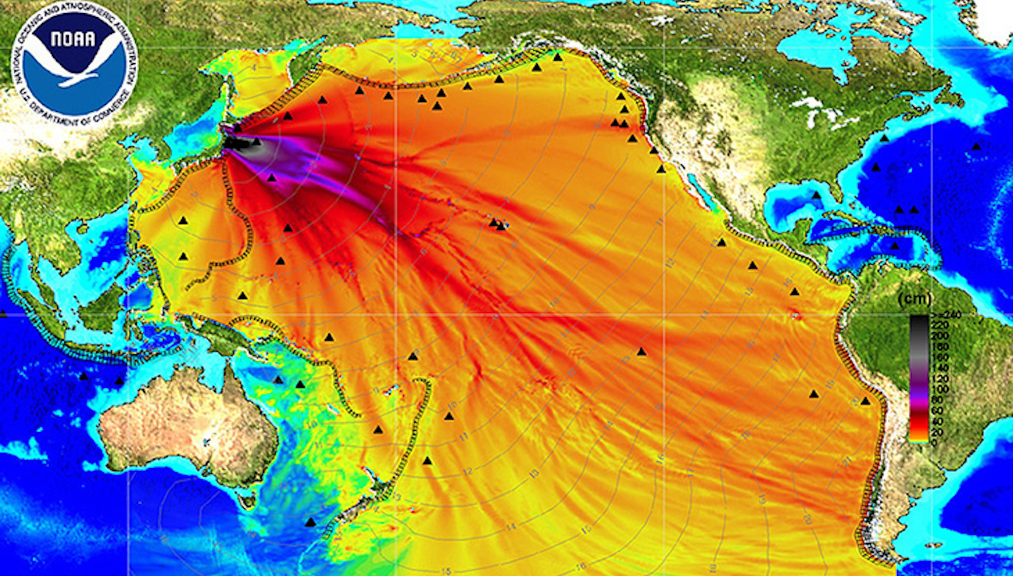 That Fukushima disaster map is a fake - Big Think
