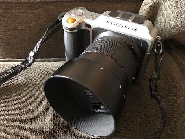 Picture of Hasselblad X1D camera