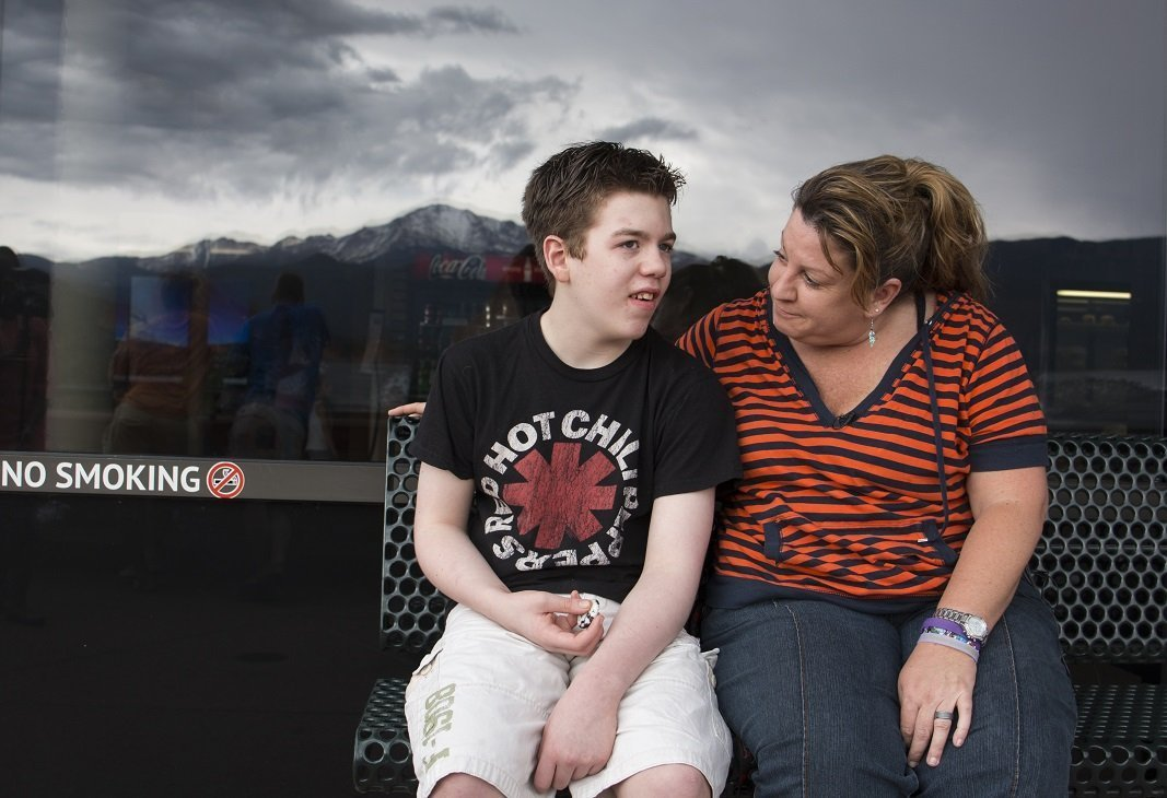 This Boy's Life Was Saved By Medical Marijuana