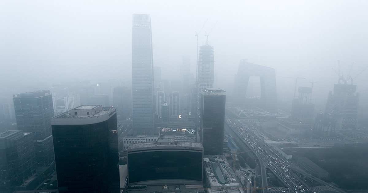 Beijing Air Pollution Mystery Could Be Solved, Scientists Say