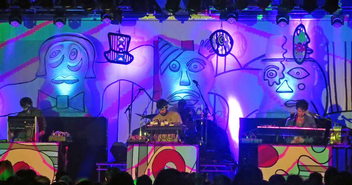 Animal Collective's 'Tangerine Reef': Myth, Mystery and Subtle Environmentalism