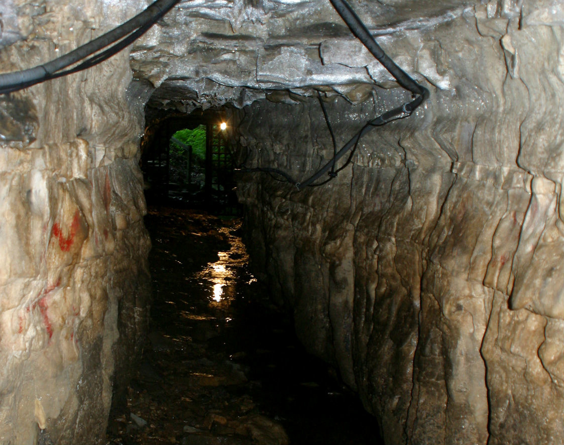 Are you brave enough to tour the infamous Bell Witch Cave