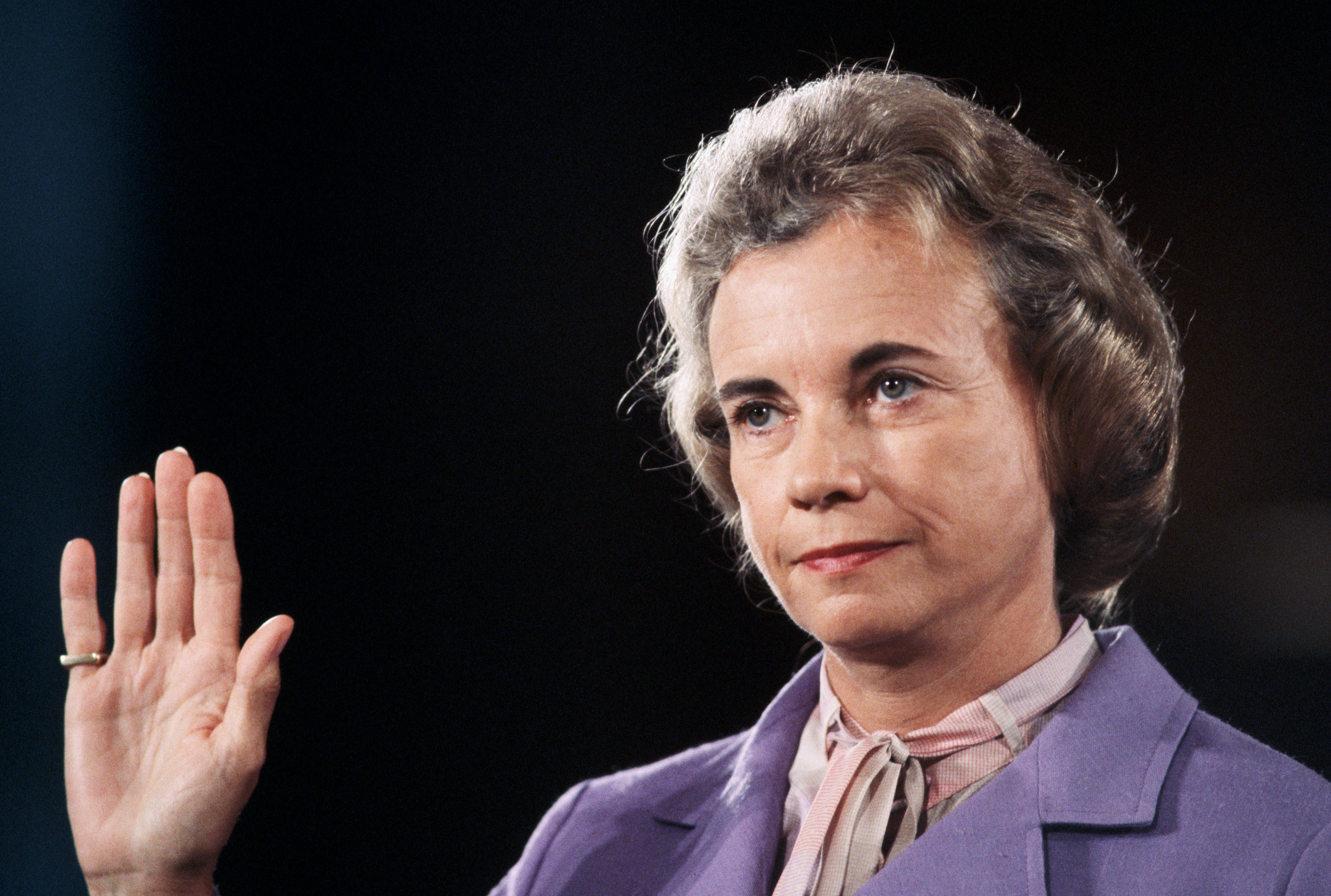 Sandra Day O'Connor, first woman on U.S. Supreme Court, has dementia