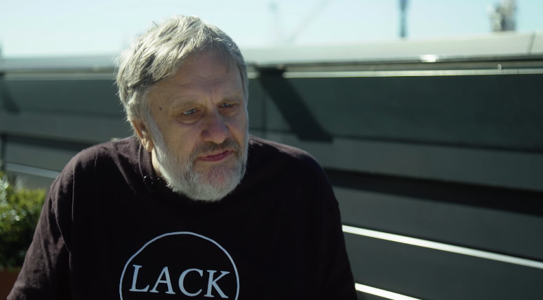 Slavoj Žižek: Trump s rise is a symptom of a dark and subtle force