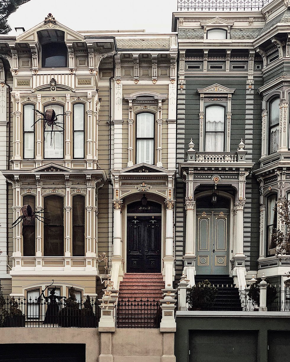 Creep Appeal: San Francisco Houses With All The Haunted