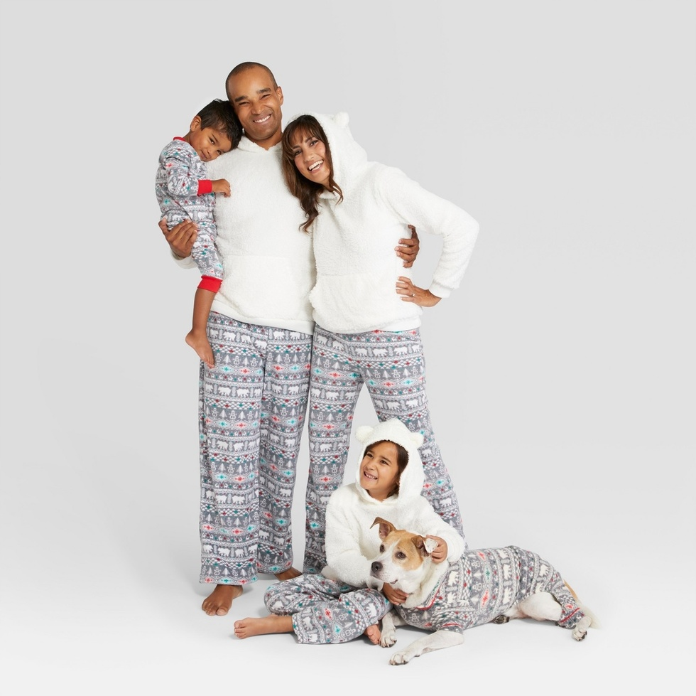Target\'s matching family Christmas 2018 PJ\'s just arrived—and you ...