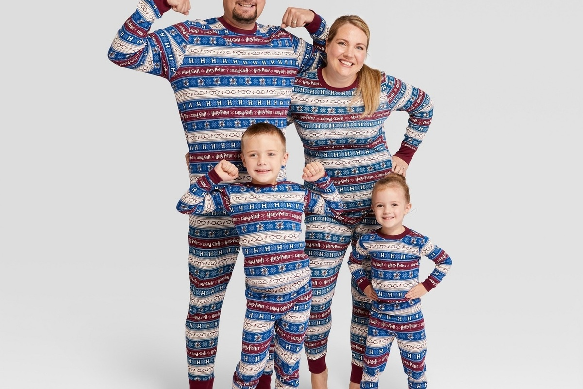 0142fcdfe4 Target s matching family Christmas 2018 PJ s just arrived—and you won t  know which to pick! - Motherly