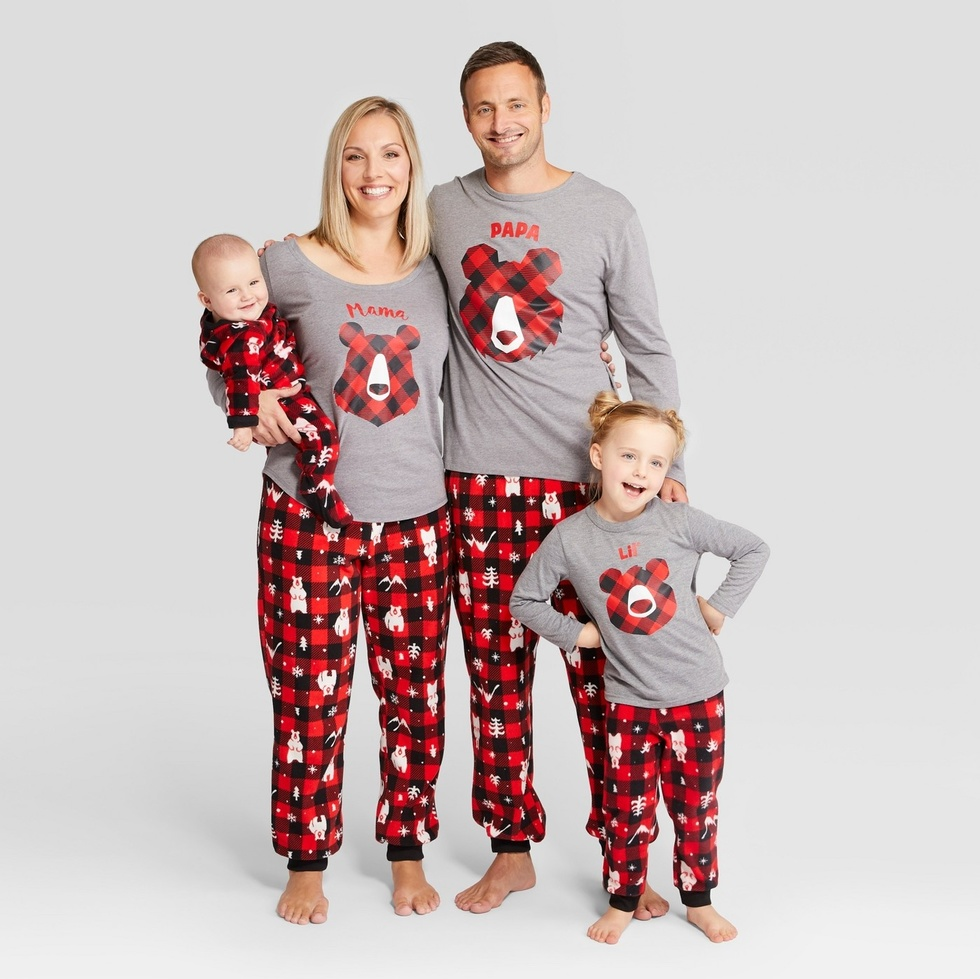 Target s matching family Christmas 2018 PJ s just arrived—and you ... e378a65c9