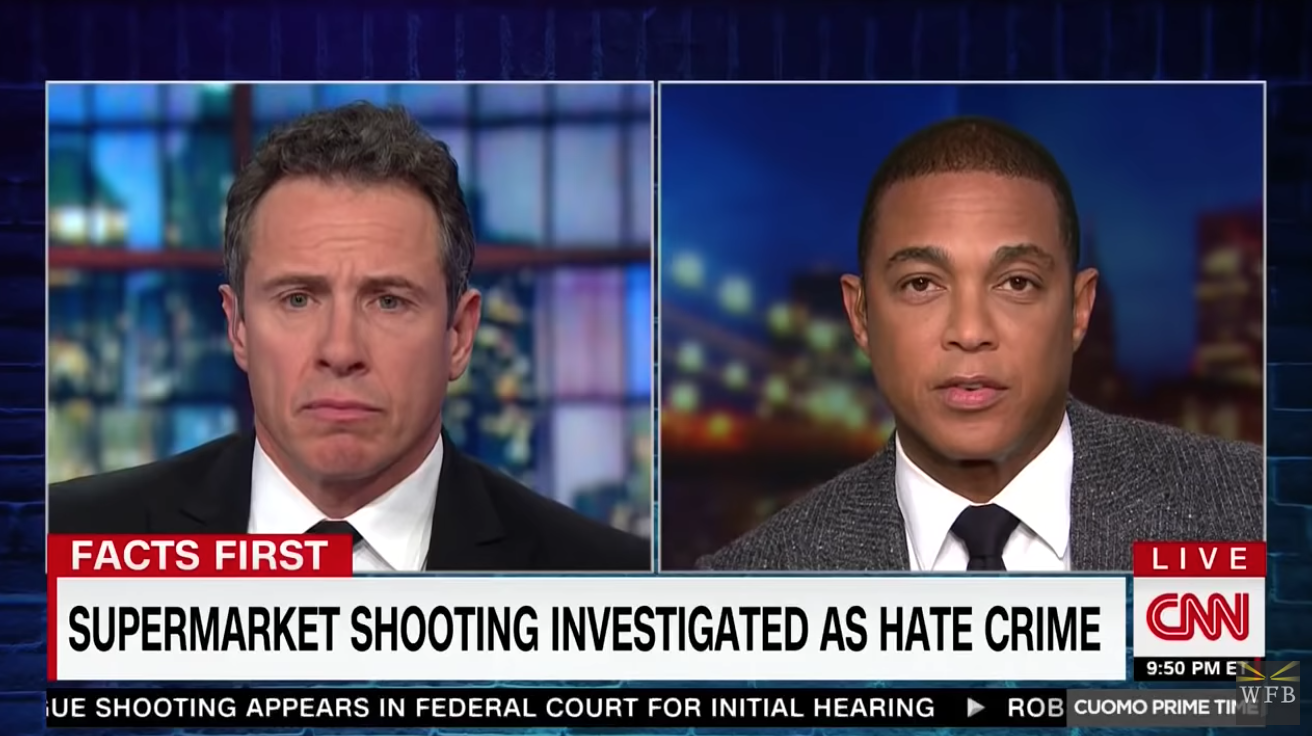 CNN s Don Lemon: White men are  biggest terror threat  to U.S.