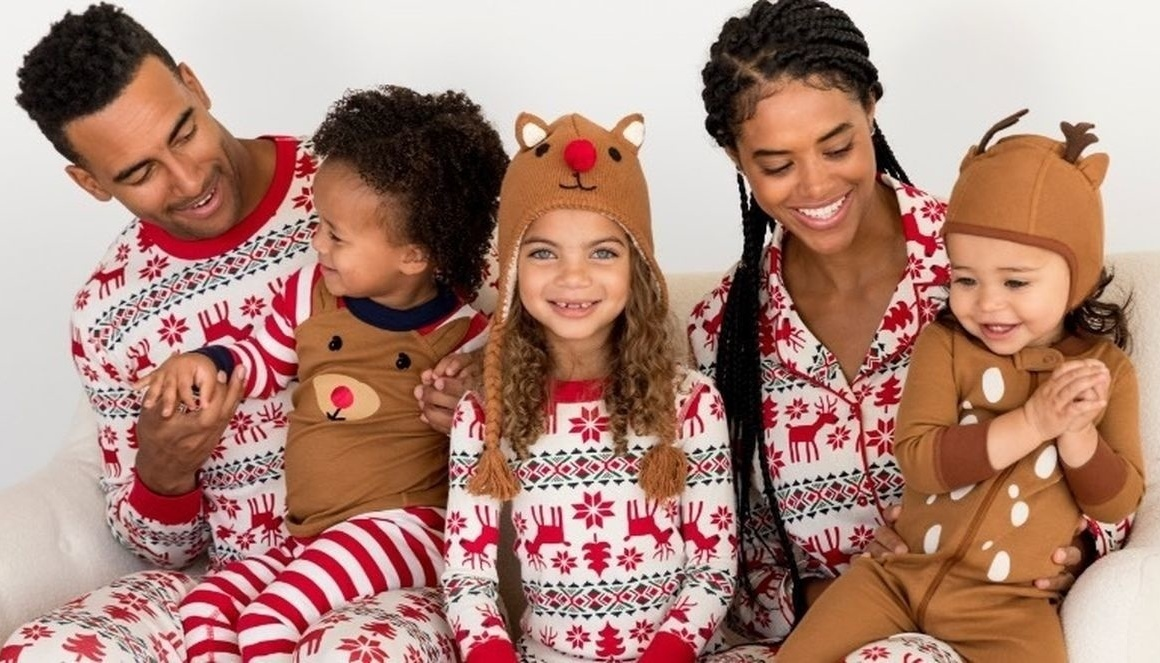 15 cozy matching family pajamas for the holidays - Motherly cef96a63c