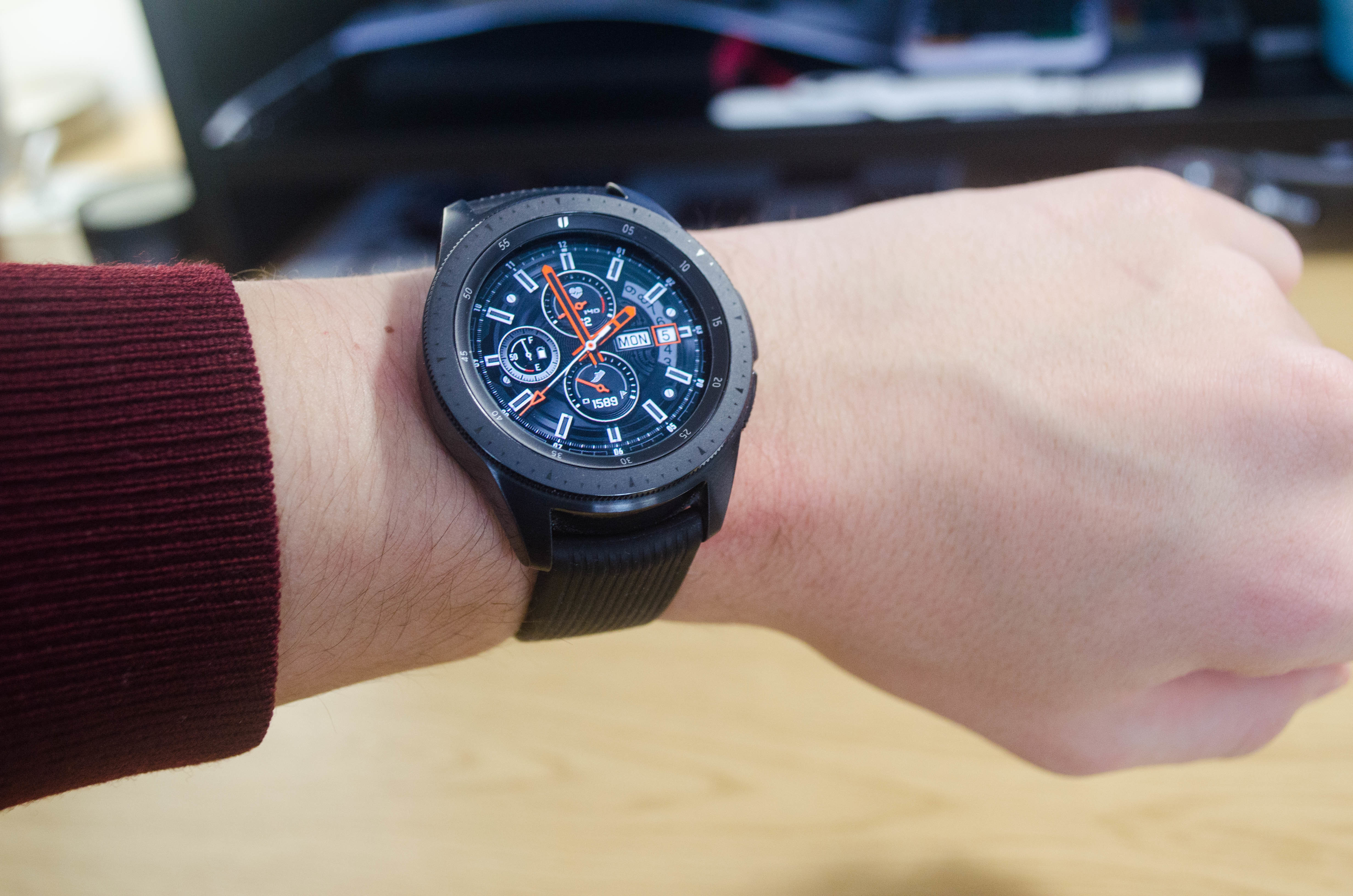 Samsung Galaxy Watch review: A timely update with lots to like (apart from Bixby)