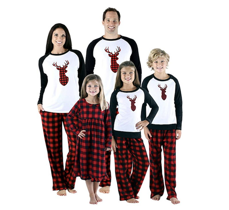 e33d22030b 15 cozy matching family pajamas for the holidays - Motherly