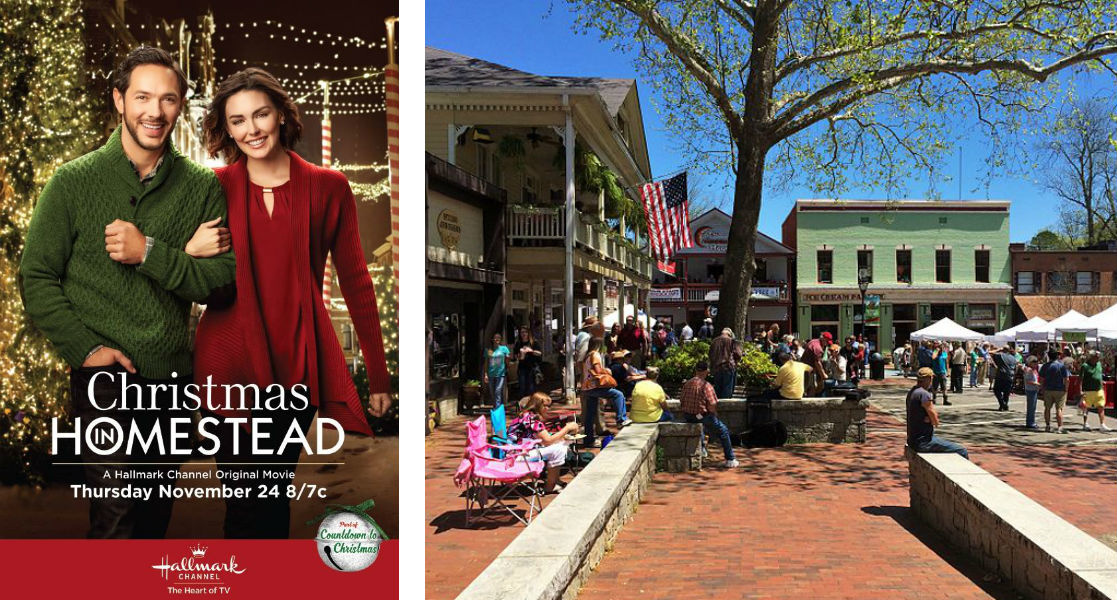 Christmas In Homestead Hallmark.These 8 Hallmark Movies Were Filmed In The South It S A