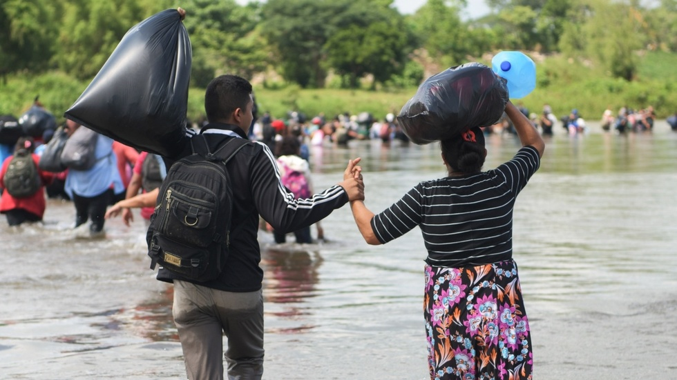 Partner Content - 🤣😂🤣: WaPo claims climate change is the real for migrant invasion