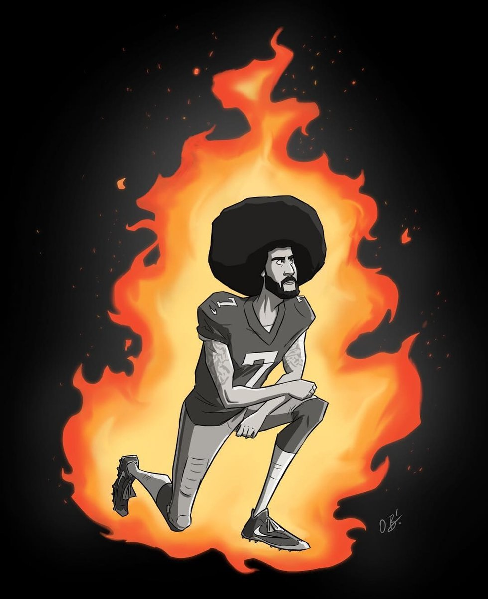 Meet the Nigerian-American Cartoonist Animating the Biggest Moments in Black Popular Culture