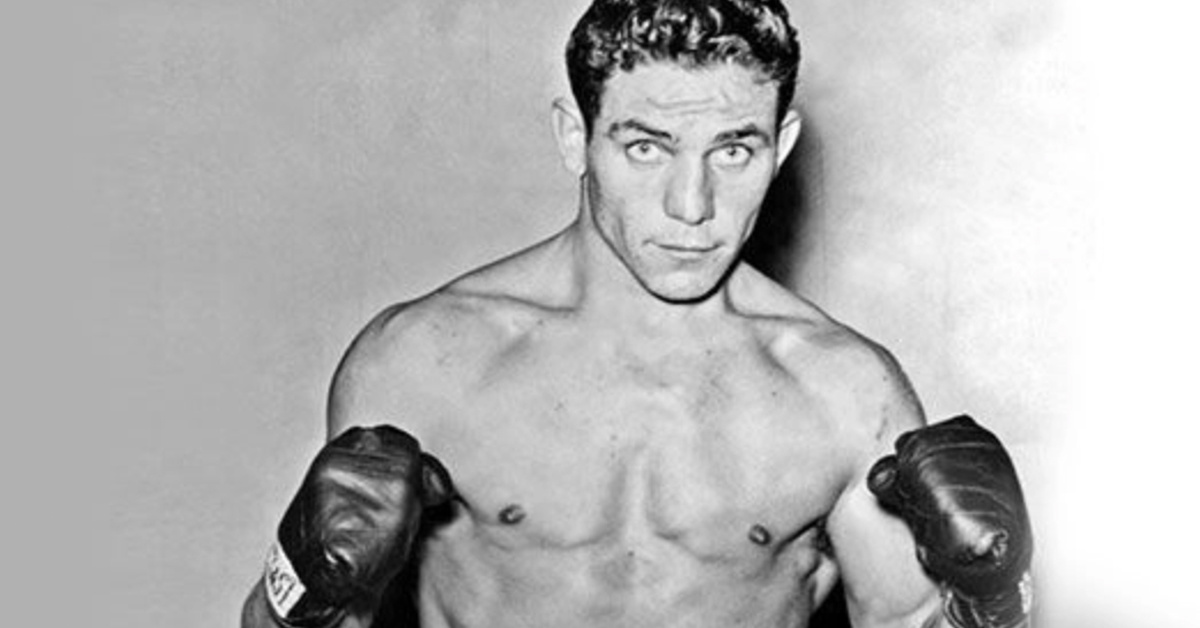 This boxer survived the Holocaust by winning fights in Auschwitz