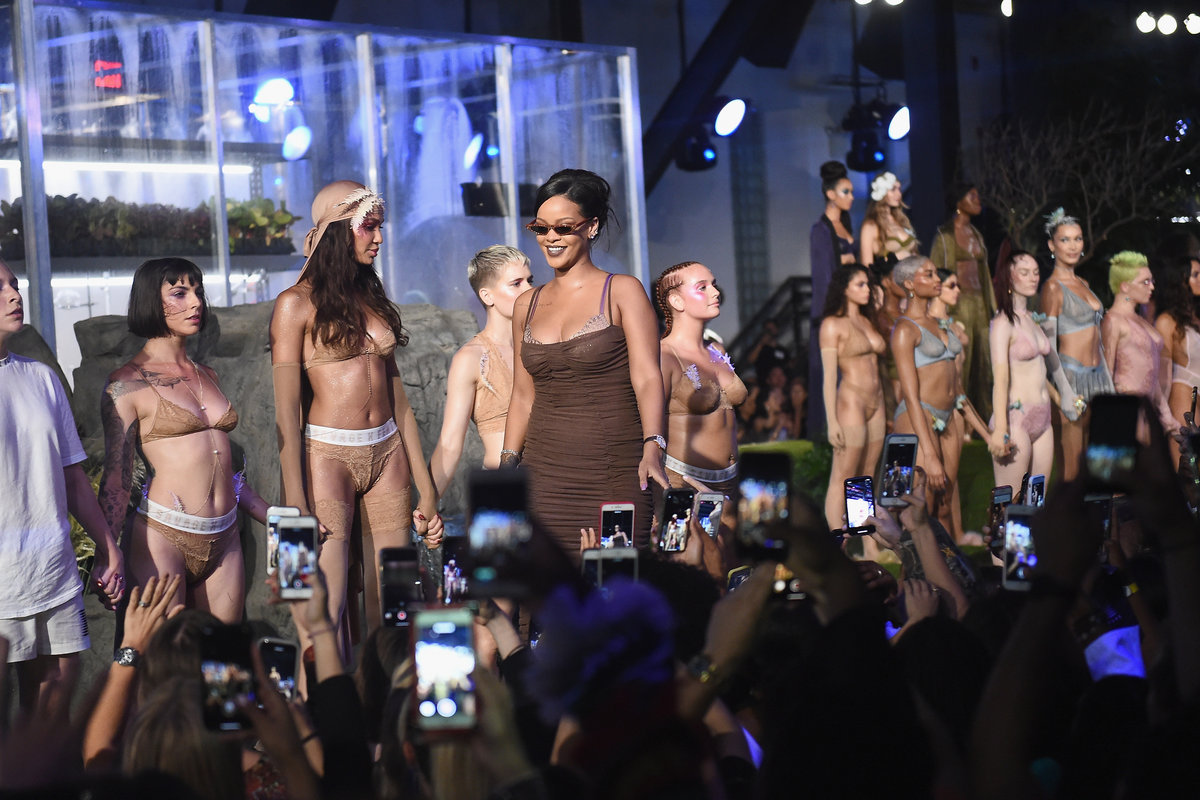 36d063a863d Rihanna Quietly Responded to the Victoria s Secret Controversy