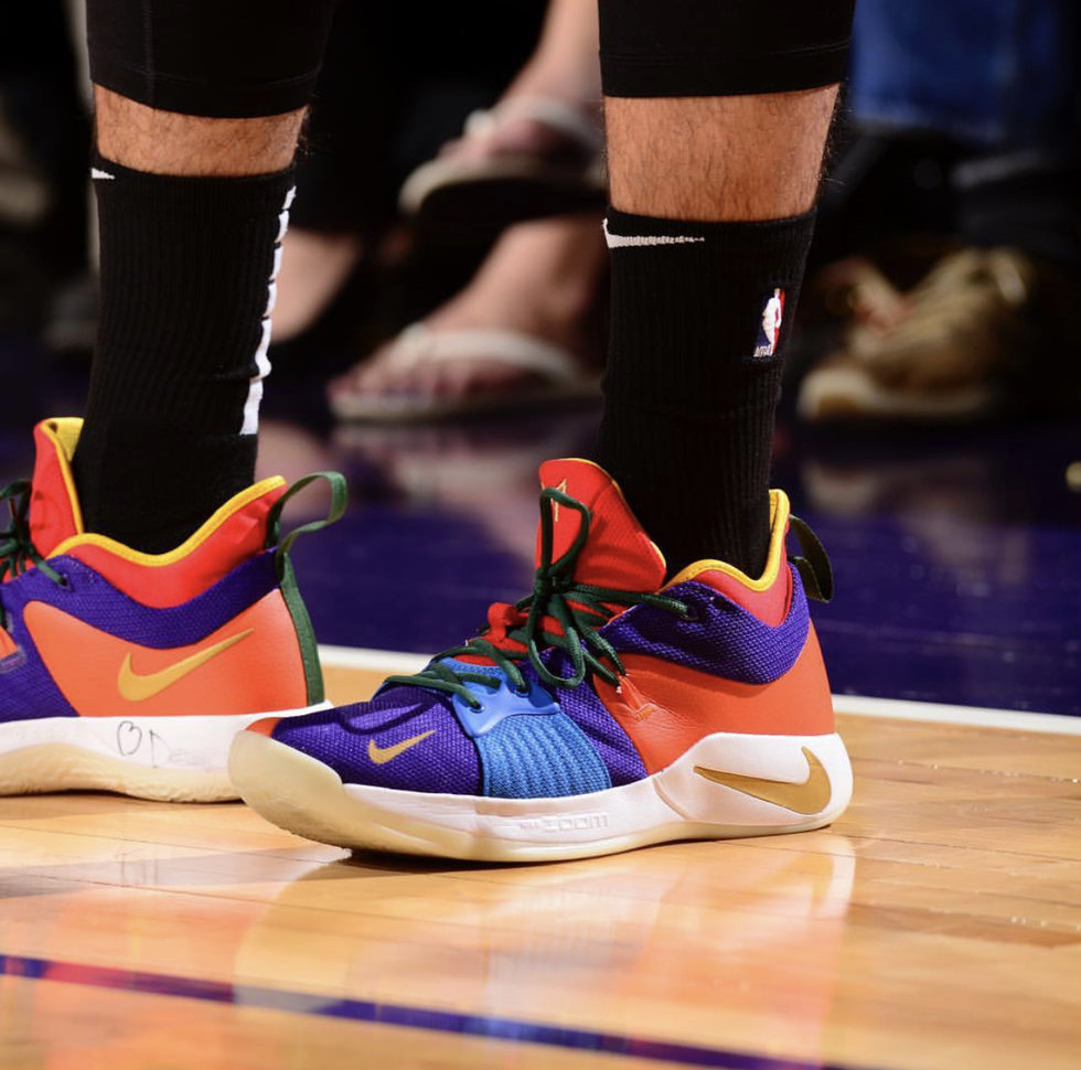 20a50c7a93be The Best NBA Shoes
