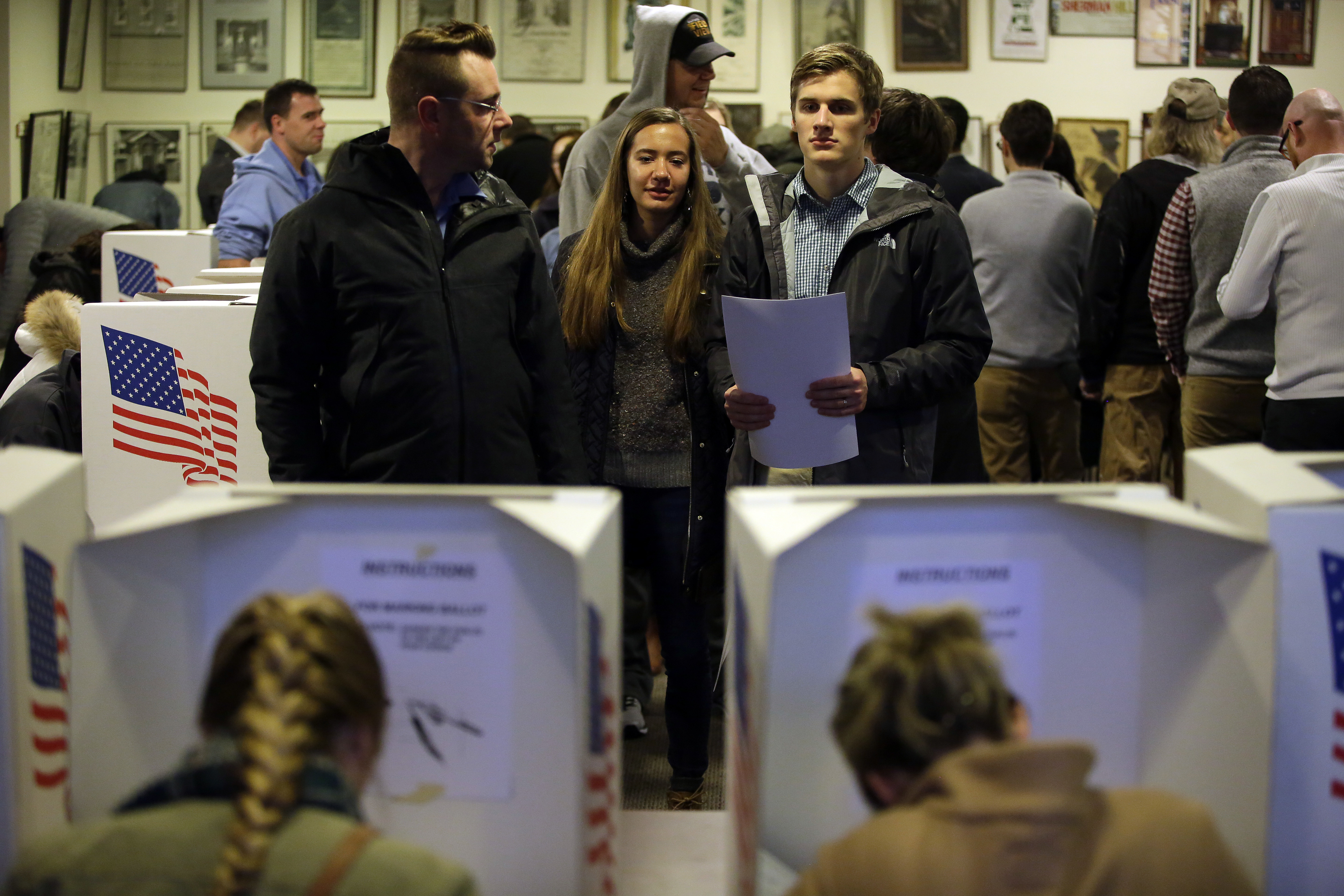 Why millions of Americans didn't vote during the midterms