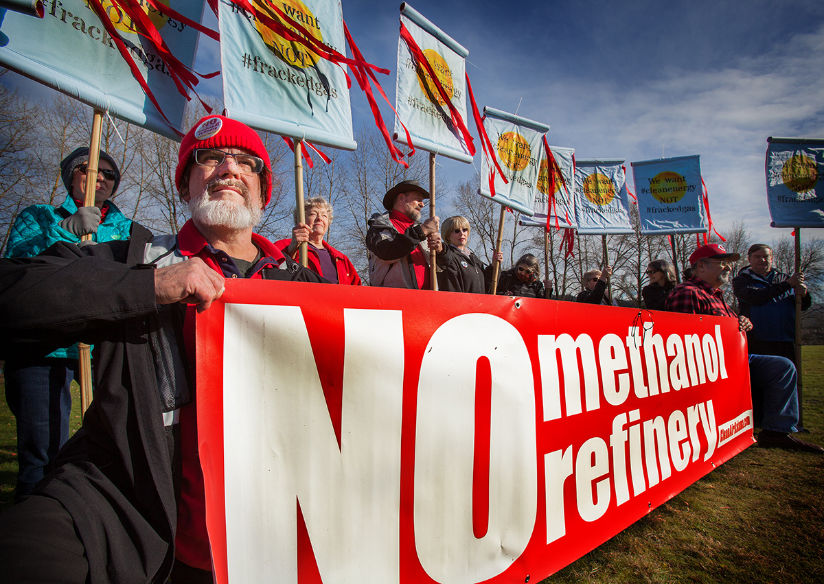 World's Largest Fracked-Gas-to-Methanol Refinery Must Be Stopped: Submit a