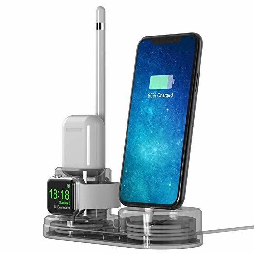 3 For The Apple Aficionado Keeplus Watch Airpod Pen And Iphone Stand 20 99 10 Affordable Gift Ideas Friend With Expensive Taste