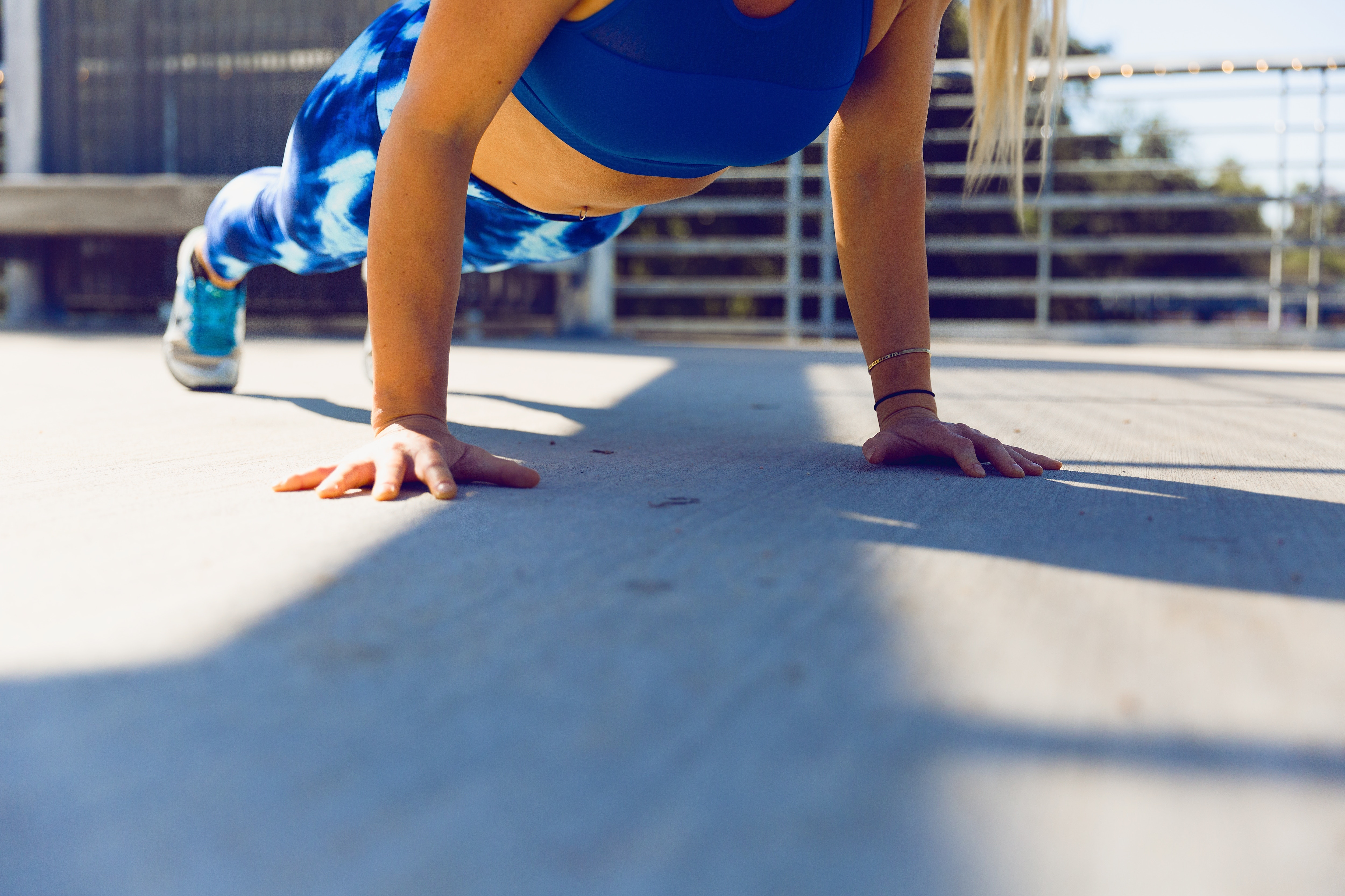 Report: 80% of Americans are insufficiently active