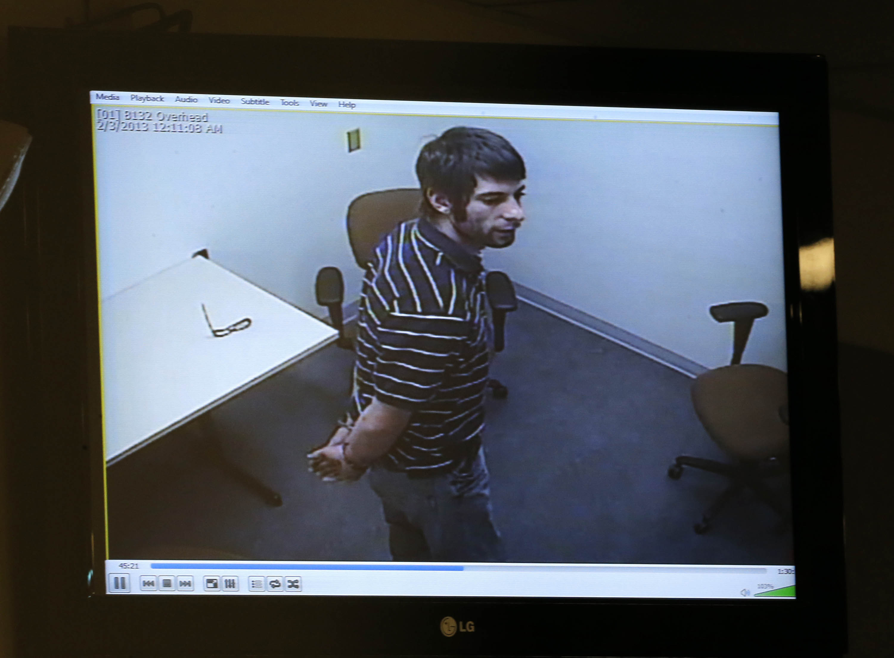 Jury Sees Video of Eddie Routh Confessing to Killing Chris Kyle