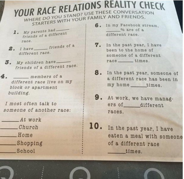how to find out your race online