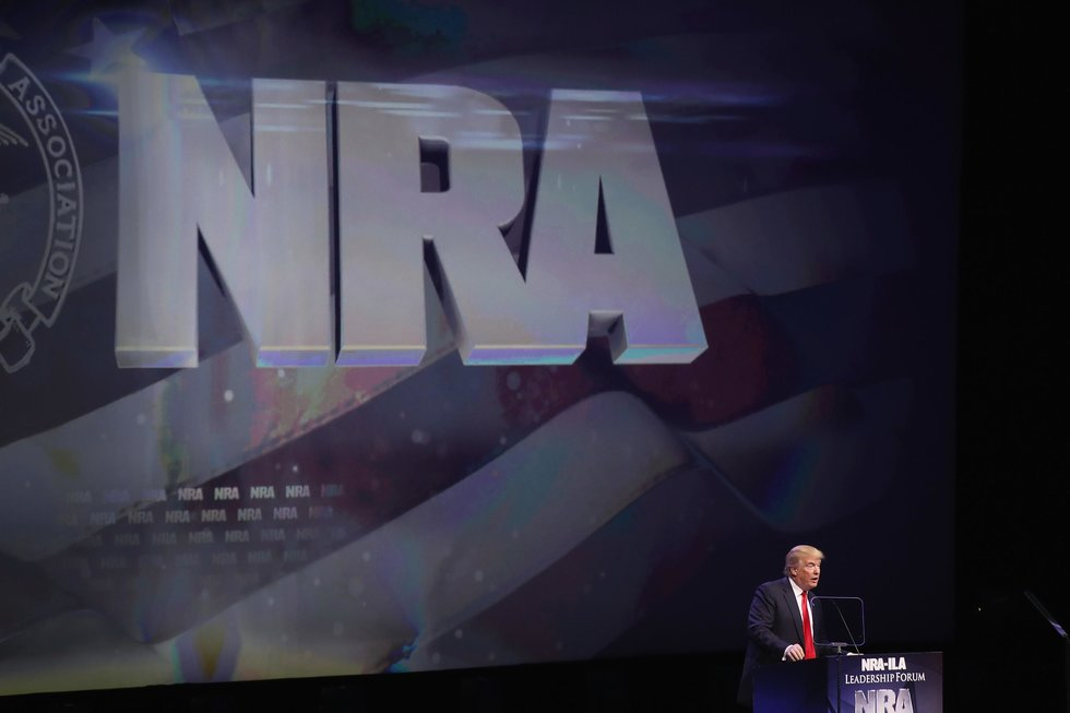 Here are all of the companies boycotting the NRA