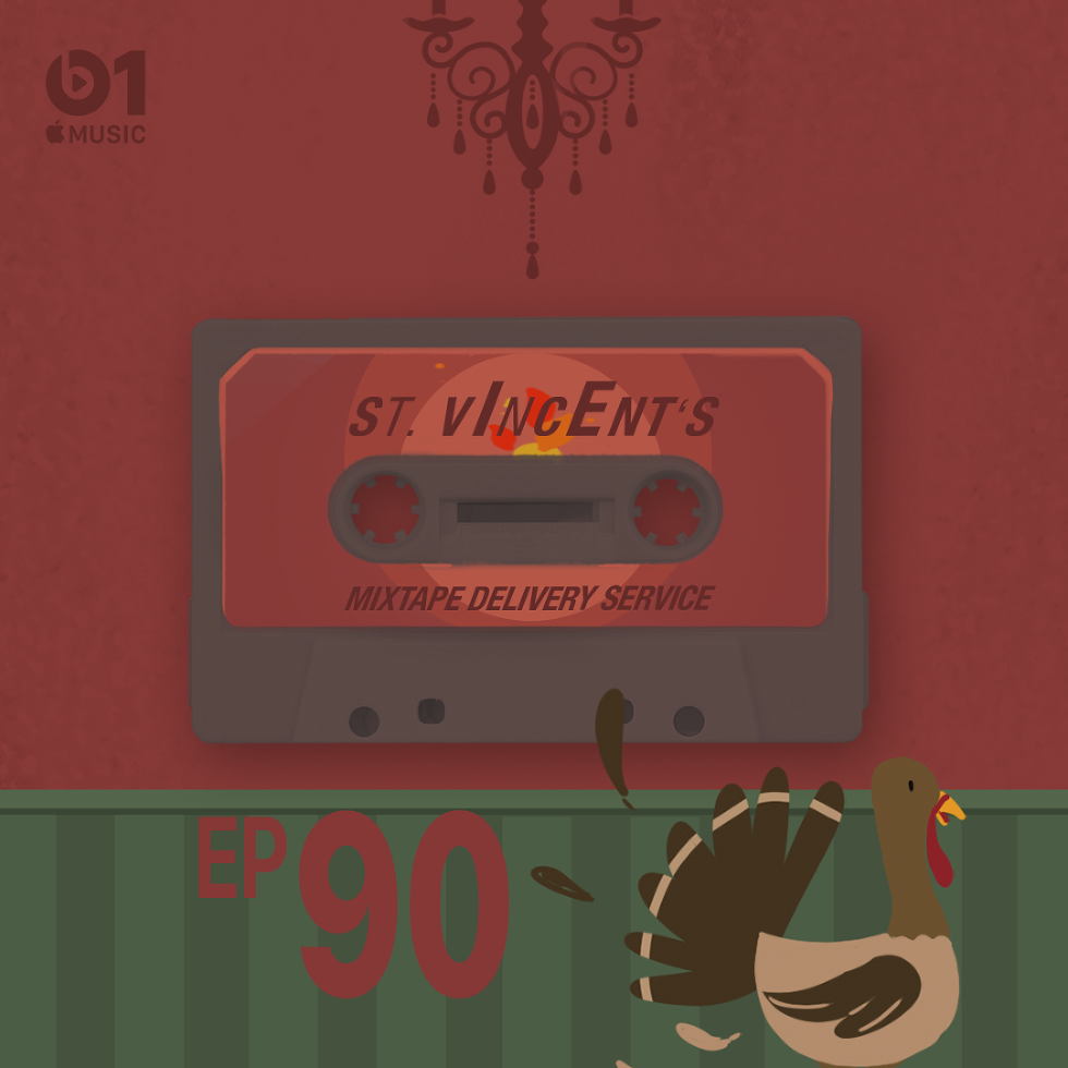 St. Vincent Shares Thanksgiving Stories To Beats 1