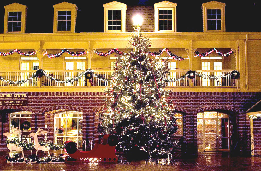 Christmas Town In Georgia Dahlonega.Why Dahlonega Ga Is The Ultimate Christmas Town It S A