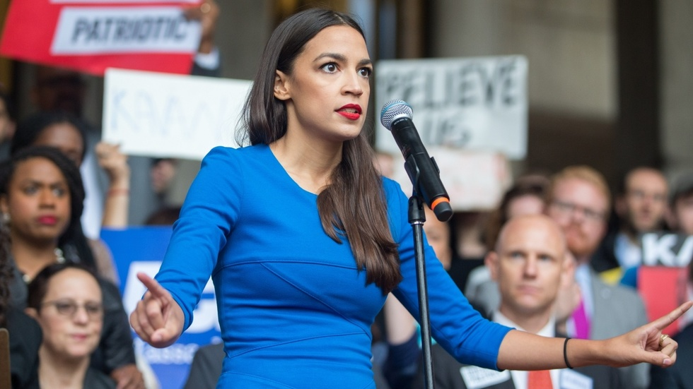Partner Content - Ocasio-Cortez tries to name 3 branches of gov't, fails twice, then blames 'drooling' Republicans